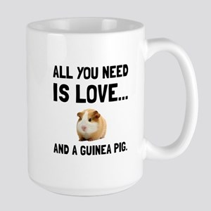 Love And A Guinea Pig Mugs